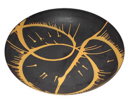 Black Porcelain Bowl - Cooper Hewitt Museum via Atticmag