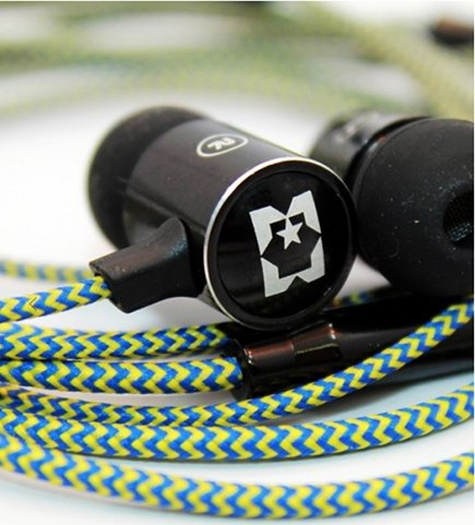 Scout Weekender headphones by Eastern Collective via Atticmag