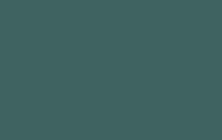 blue green kitchens - Benjamin Moore's Dragonfly - Atticmag
