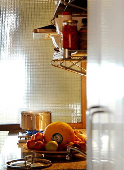 where architects live - home of Marcio Kogan - photo by Romulo Fialdini Architecture - salone del mobile via Atticmag