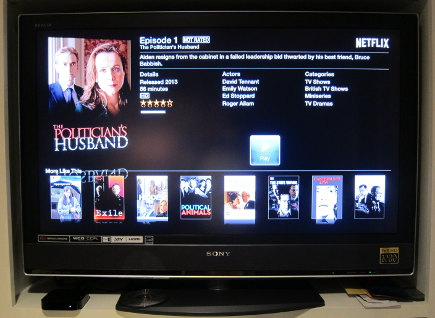 apple tv - bbc the politicians husband program - atticmag