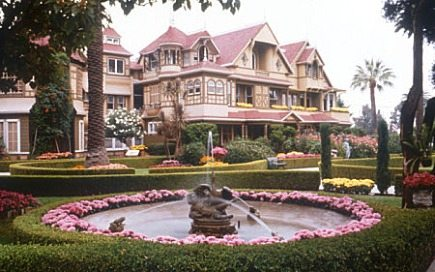 historic winchester house - via atticmag