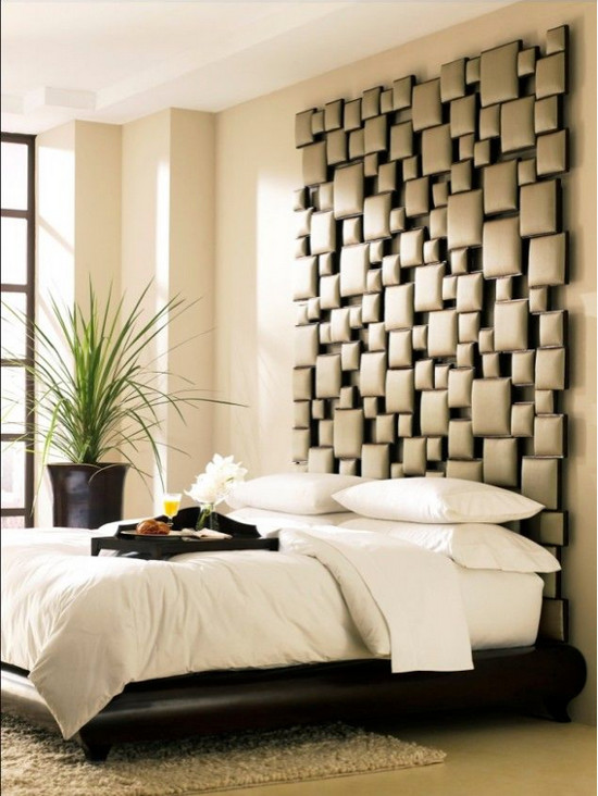 Tall Headboards Emblage Of Beige Cushion Shapes From A Hotel Style Headboard Decorativebedrooms