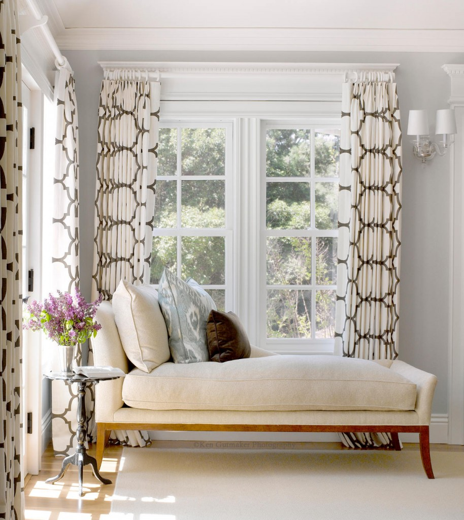 Strategies For Hanging Draperies Atticmag
