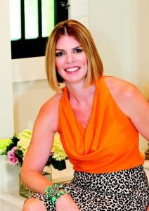 Karr Bick Kitchens & Baths president and certified kitchen designer Jenny Rausch - Karr Bick via Atticmag