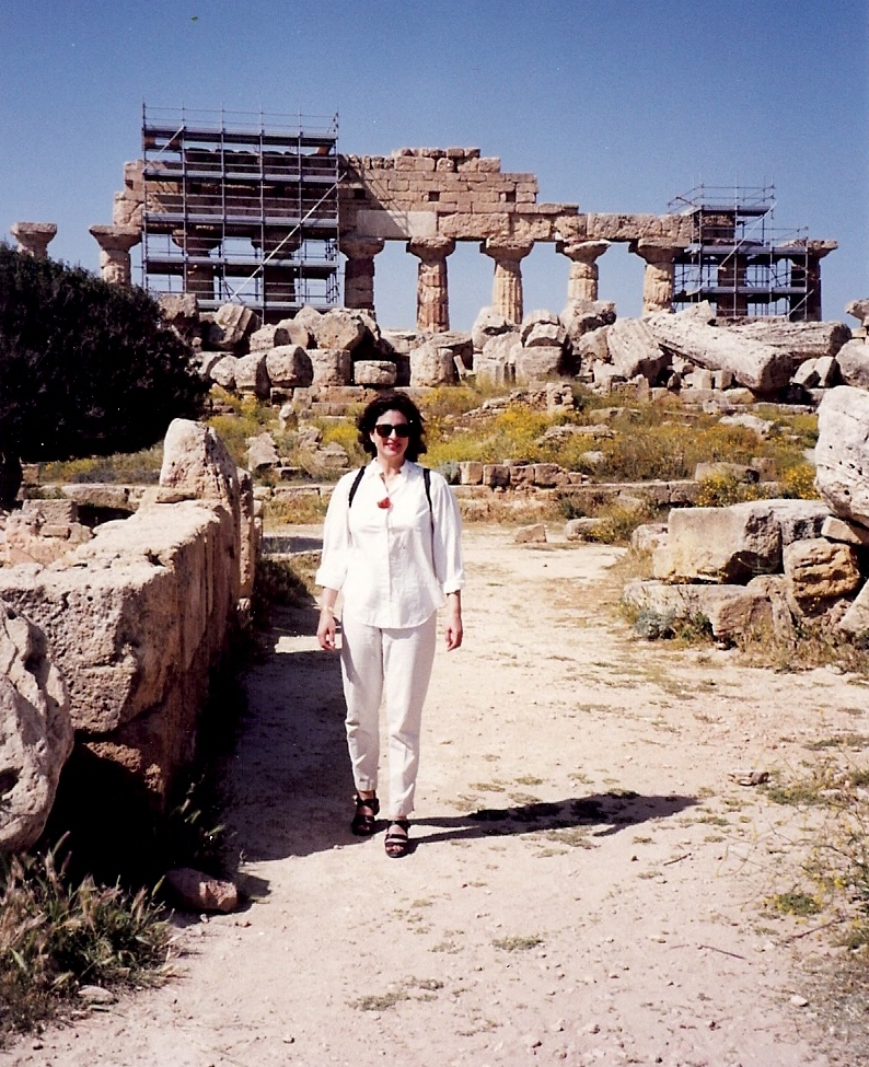 Dolce & Gabbana refrigerators - Jane visits Greek ruins in Sicily near the Strait of Messina - Atticmag