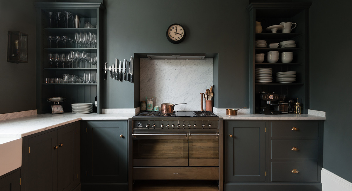 Flint deVol Kitchen - Atticmag