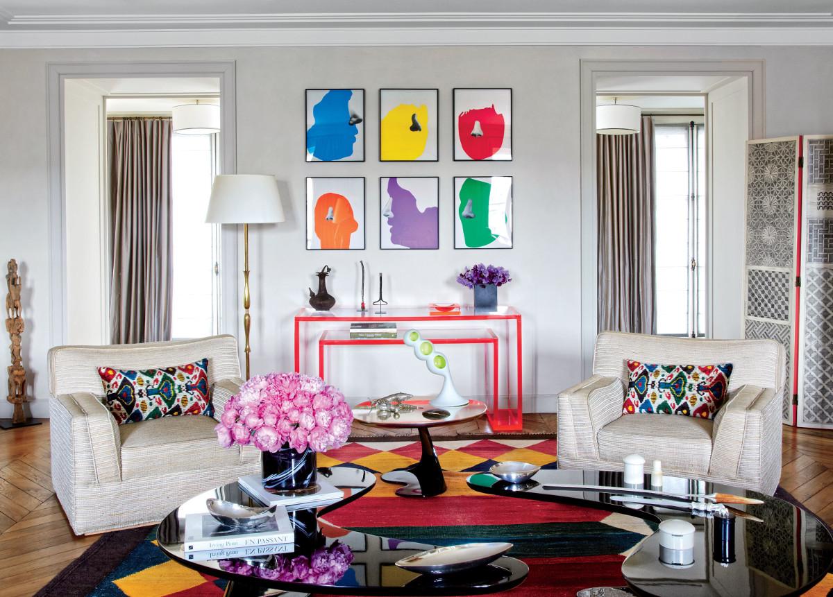 Color Picture Wall - Atticmag