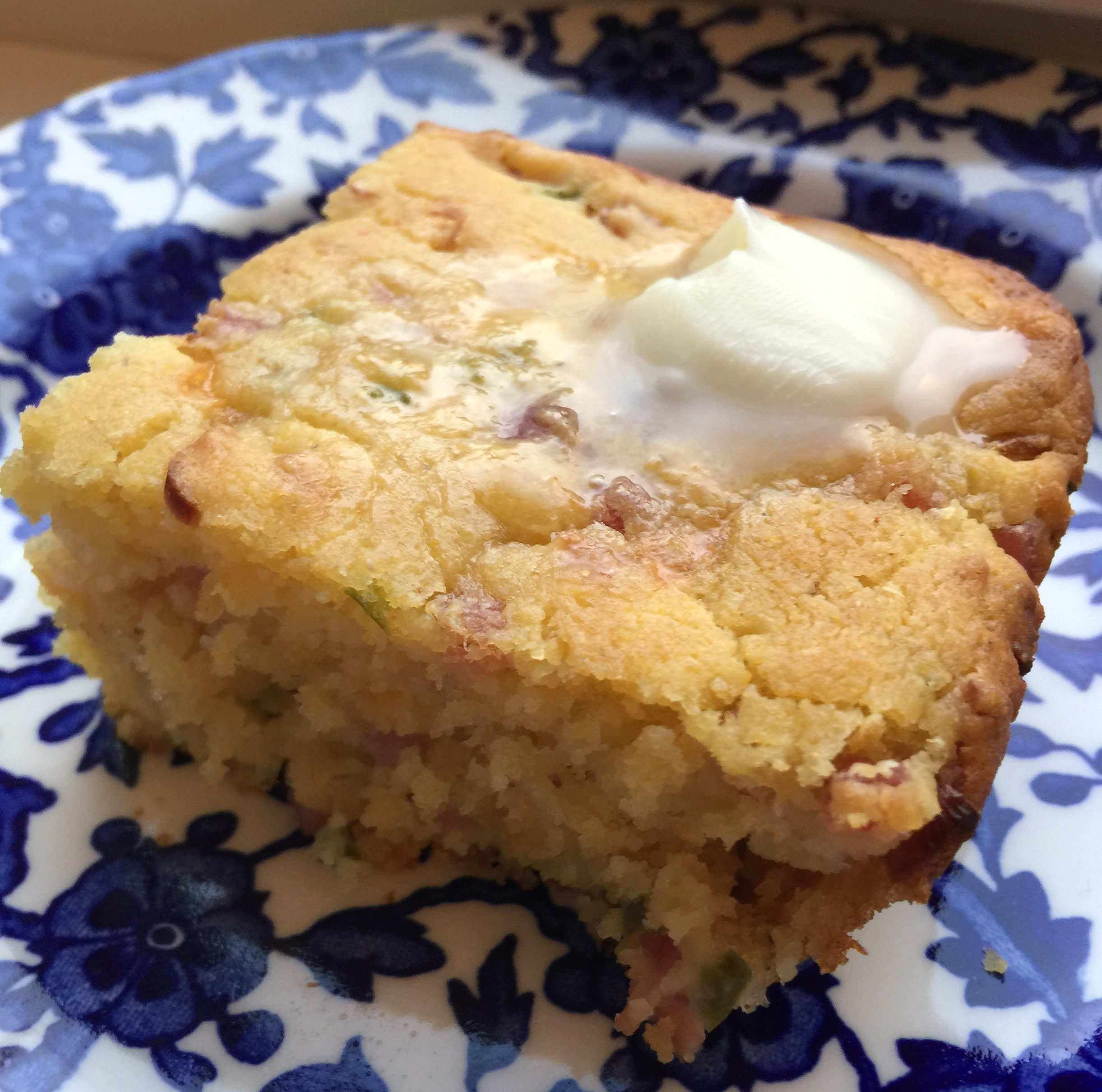 ham and jalapeno cornbread recipe - Atticmag